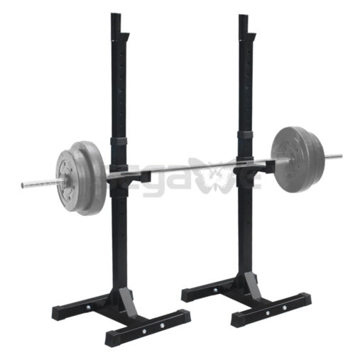 Bench Press Barbell Dumbbell: Home Gym Squat Rack Barbell Stand Crossfit Weights Lifting