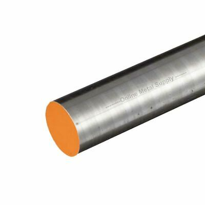S7 Dcf Tool Steel Round Rod 3.500 3-12 Inch X 10 Inches