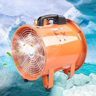 10-inch Explosion-proof Axial Fan Pure Copper Motor Axial Flow Fan 2800 Rpm