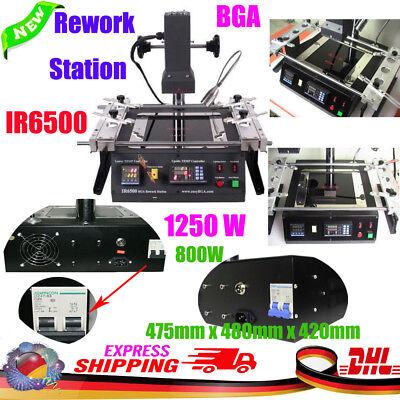 Infrared Soldering Welding Ir6500 Bga Rework Station Reballing Machine Fxbox360