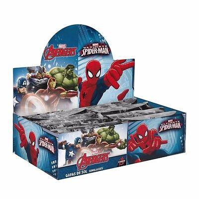 - Spider Man Brille