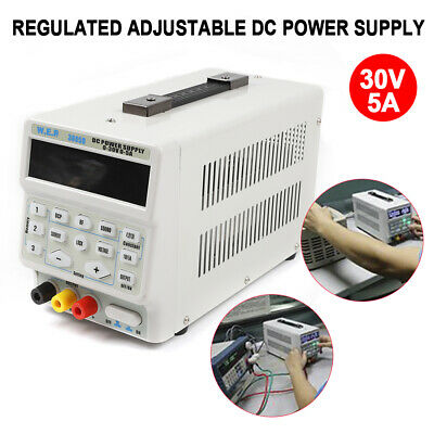 For School 30v 5a 3005d Regulated Adjustable Dc Power Supply Electronic Switch