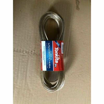 Cuerda para Tendedero Tonika MT.20 anticorrosión