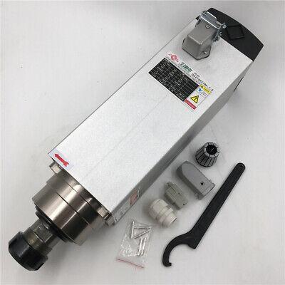 7.5kw Er32 Spindle Motor 220v Air-cooling 18000rpm High Speed Motor Cnc Woodwork