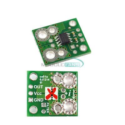 Acs714 30a Range Hall Effect-based Current Sensor Carrier Module For Arduino