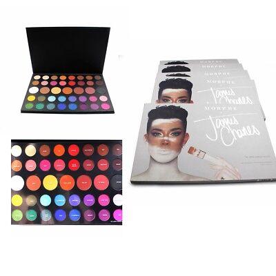 MORPHE x James Charles Palette Make Up Inner Artist 39 Colors Pressed Eye Shadow