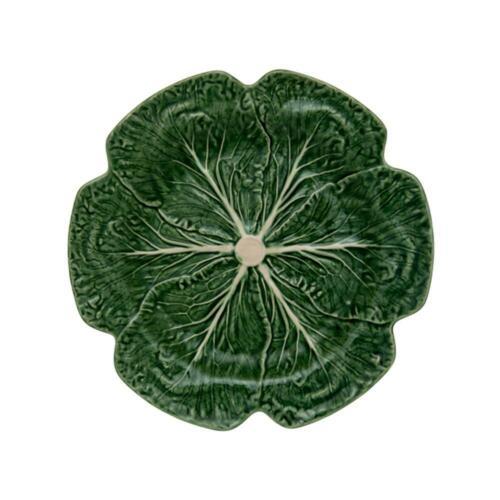 Bordallo Pinheiro Cabbage Charger Plate 30,5 - Set of 2