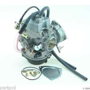 For Suzuki LTZ400 Carburetor Carb Fits LTZ 400 2003 2004 2005 2006 2007 ATV QUAD