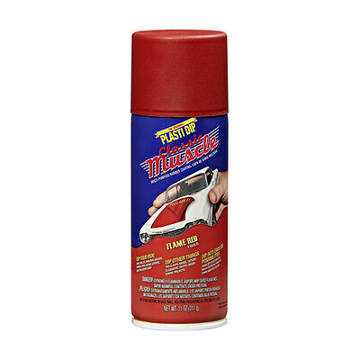 Performix 11311 Classic Muscle 11oz Aerosol Can Spray Flame Red