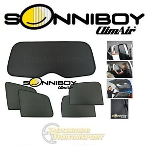 ClimAir Sonniboy für Volvo V70 P26 Sonnenschutz Insektenschutz Sichtschutz