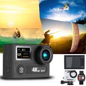 Ultra HD 360 VR 4K  Wide-angle Sports Action Camera + Upper Coomera Gold Coast North Preview