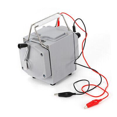 1000m 1000v Megger Meter Insulation Tester Resistance Meter 120 Rpm W Wire Us