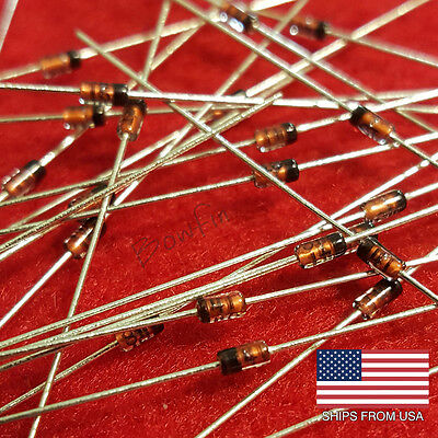 (100 Pack) 1N4148 Diodes - Quick & Free Shipping from USA!!!