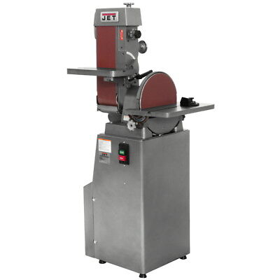 Jet J-4200a Combination Beltdisc Grinder 1ph 414551