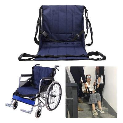 - Patient Lift Stair Slide Board Transfer Emergency Evacuation Wheelchair Belt