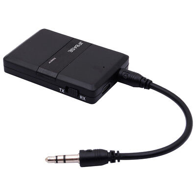 JFBASE 2in 1 Bluetooth Transmitter & Receiver Wireless A2DP for TV Audio Adapter