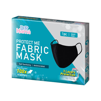 Dr. Mama Protect Me Fabric Mask Adults