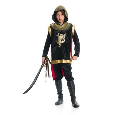 Glorious Knight Child Costume, CH00227, Charades](Kid Knight Costume)