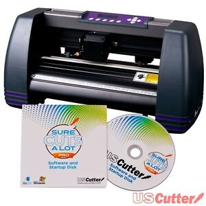 New 14 Quot Uscutter Vinyl Cutter Cutting Plotter Desktop