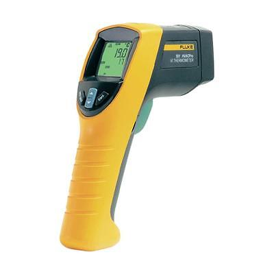 Fluke 561 Hvac Pro Infrared Ir Contact Thermometer. Case Thermocouple