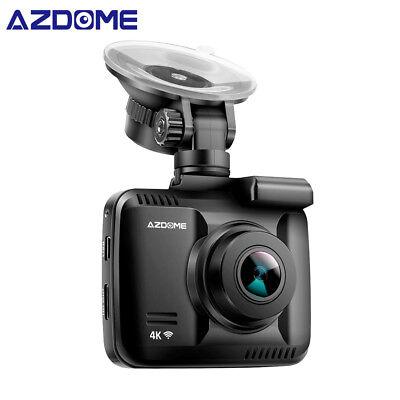 AZDOME GS63H 4K Ultra 2160P WiFi Dash Cam Car Camera DVRs with GPS Night Vision