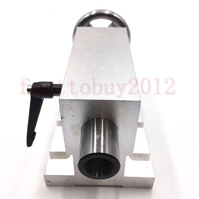 Cnc Router Axis 4th A Axis Tailstock For Cnc Router Rotary Axis 65mm Height