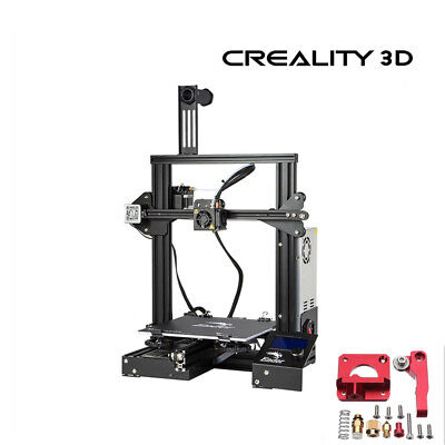 Creality Ender 3 3d Printer 220x220x250mm Upgrade Extruder Drive Feed Frame