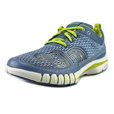 Ahnu Womens Yoga Flex Cross Trainer Sneaker Shoes, Polar Sky, US 6.5
