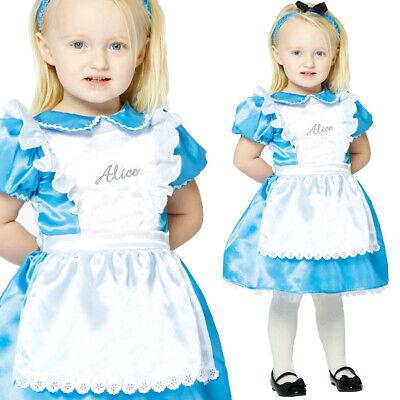 Kleinkind Disney Baby Alice Im Wunderland Kleid