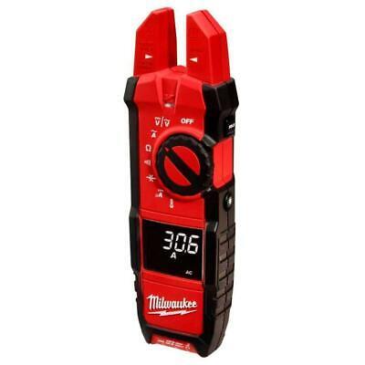 Milwaukee Fork Meter For Hvacr Current Temperature Voltage Detector Tester Tool