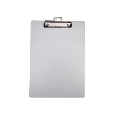 Staples Aluminum Clipboard Letter Size Silver 9