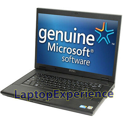 "DELL LAPTOP LATiTUDE WINDOWS 10 WIN INTEL CORE i5 4GB 250GB DVD RW WIFI 15.6"" HD"