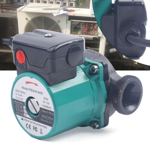 Nuovo Pompa Di Circolazione Pompa / Riscaldamento Circolatori Portata 10bar 100W