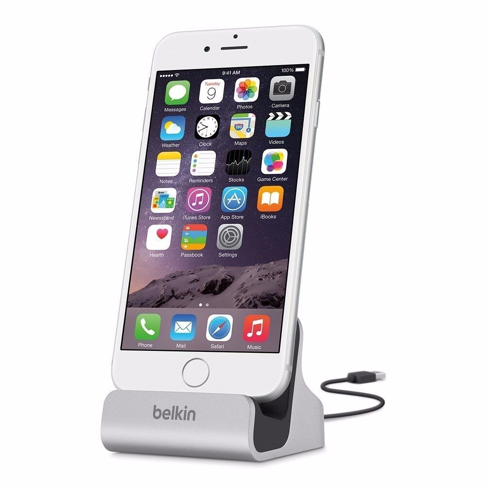 Belkin Charge and Sync Desktop Dock for Apple iPhone | in Milton ...