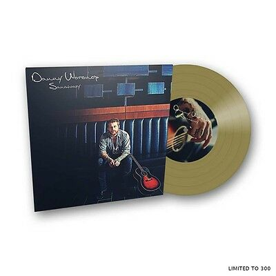 "Danny Worsnop 'Sanctuary / I Don't Want To Die"" Gold 7"" Vinyl - RSD 2017"