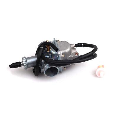 Carburetor w/Inline Fuel Filter For Kawasaki Bayou KLF220 KLF 220 Carb 1988-1998