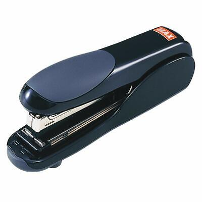 - Max Flat-Clinch Black Standard Stapler with 30 Sheet Capacity  HD-50DFBK