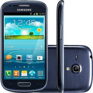 WOW SAMSUNG GALAXY S3 MINI FIDO ROGERS CHATR WIFI SLIDER CELL HSPA 4G GSM TOUCHSCREEN QWERTY KEYBOARD CAMERA 5MP RADIO