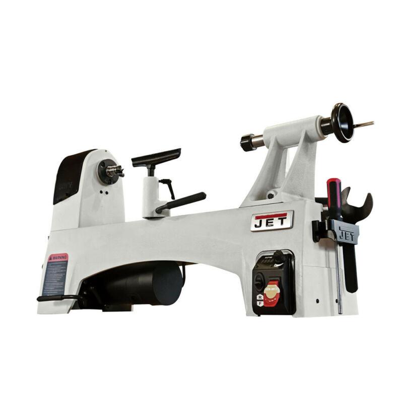 JET JWL-1221VS 12-1/2 in. x 20-1/2 in. Woodworking Lathe 719200 New