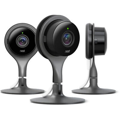 Google Nest Indoor Security Camera (Pack of 3)