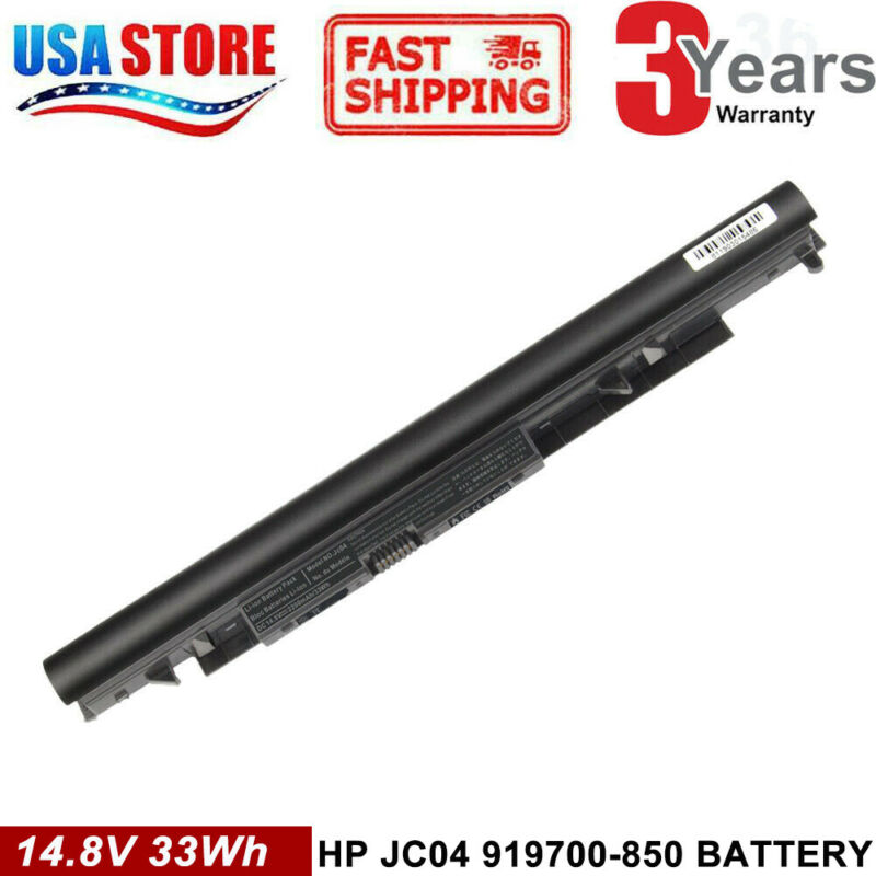 JC03 JC04 Battery for HP 919700-850 919701-850 HSTNN-PB6Y HSTNN-LB7V 33Wh