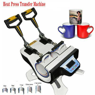 Mug Heat Press Machine Sublimation Transfer Machine For Diy Coffee Mug Cup