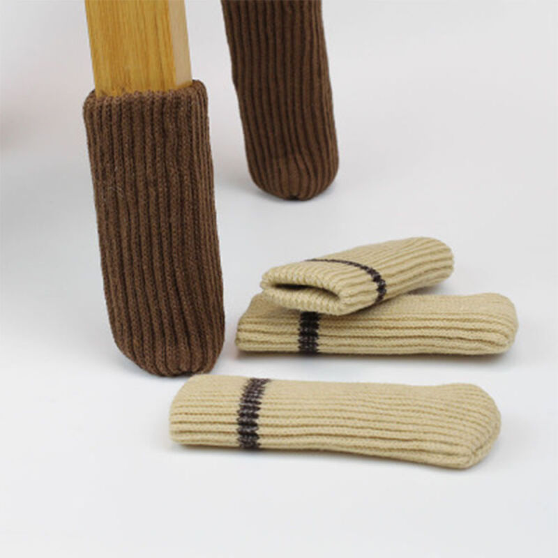 24X Table Chair Leg Floor Protector Foot Cover Exquisite Home Decor Sleeve Socks