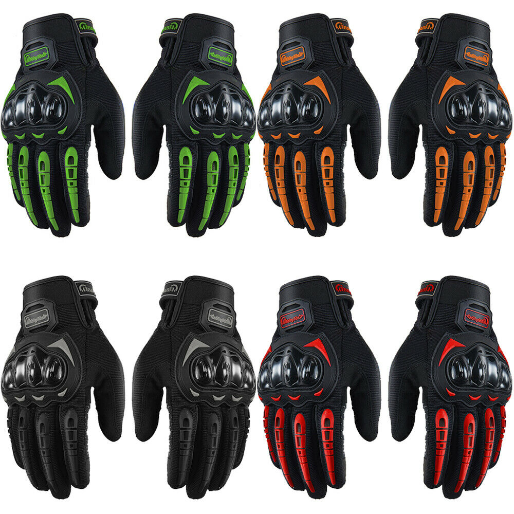 Multi-purpose Motorcycle Gloves Touch Screen Outdoor Riding Cross-country Road Clothing, Shoes & Accessories