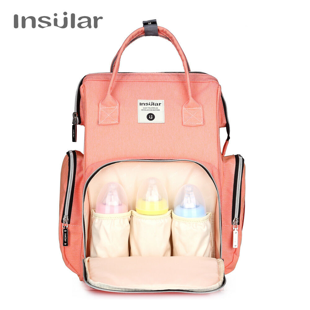 waterproof baby stroller bag nappy changing bag