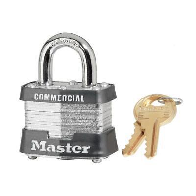Master Lock 3ka 3594 Commercial Grade Laminated Keyed Alike Padlock