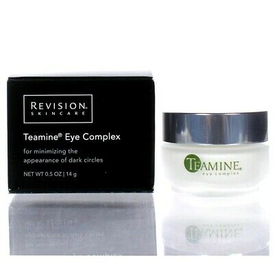 Revision Skincare Teamine Eye Complex, 0.5 oz. New in Box