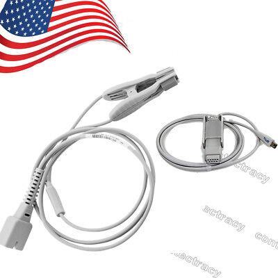 Us Vet Spo2 Probe For Blood Pressure Monitor Contec08a08canimal Oximeter Probe
