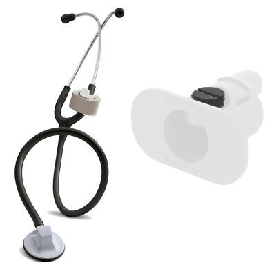 S3 Stethoscope Tape Holder White - Littmann Adc Nursing Emt Ems Medic Nurse Gift