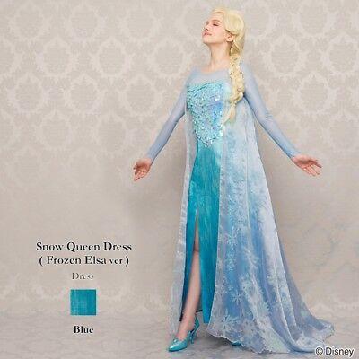 ey Snow Queen Dress Frozen Elsa Disney (Disney Queen Elsa Kleid)